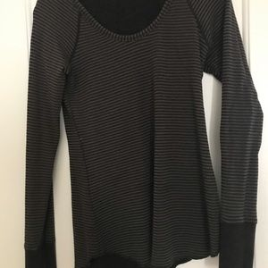 lululemon Love Scoop French terry long sleeve